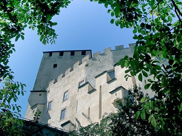 Schloss Bruck in Lienz - Bergfried