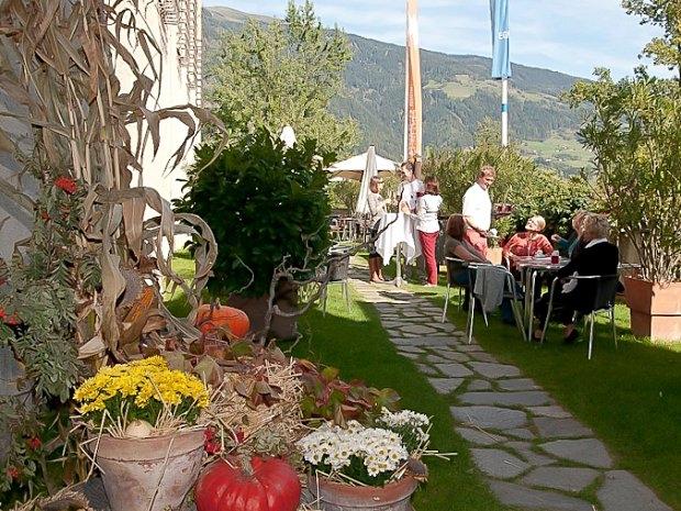 Schloss Bruck in Lienz - Schlosscafé