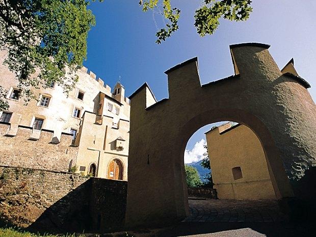Schloss Bruck in Lienz - Vortor