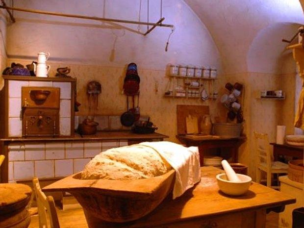 Loisium Weinerlebniswelt - Zehnerhaus Küche