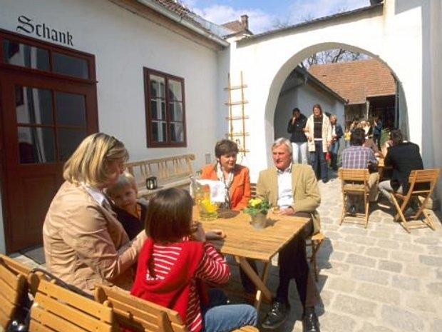 Loisium Weinerlebniswelt Zehnerhaus