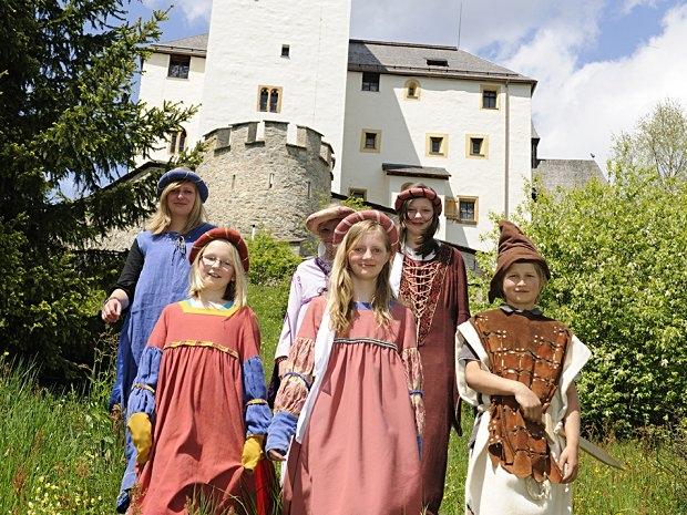 Burg Mauterndorf (c) Salzburger Burgen & Schlösser