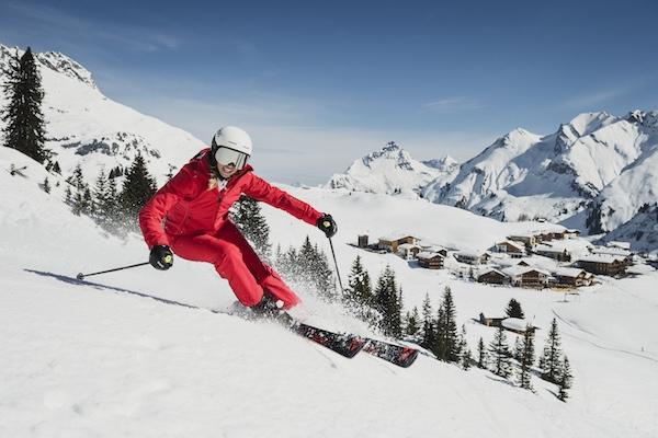 Oberlech Ski Arlberg