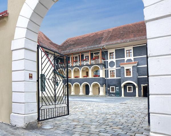 Museum Pfeilburg in Fürstenfeld