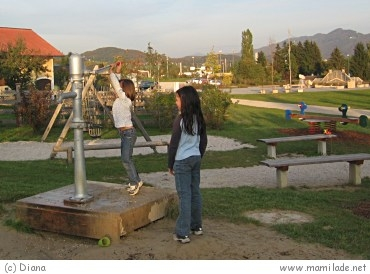 Spielplatz Salzburg-Liefering