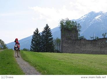 Wanderung Hieburg