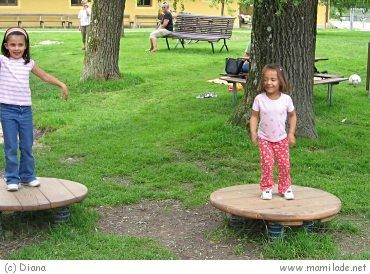 Spielplatz Hellbrunn