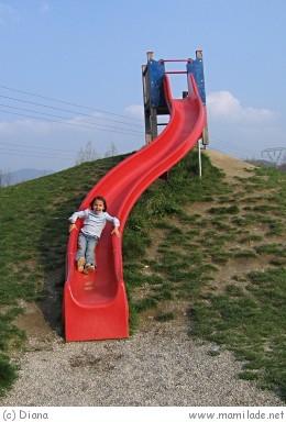 Spielplatz in Bergheim