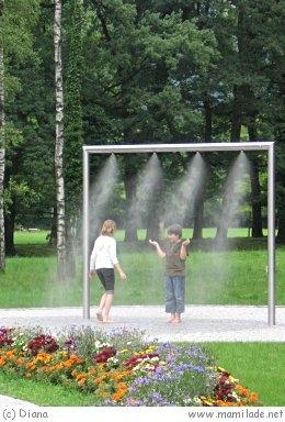 Wundergarten der Sinne in Hellbrunn