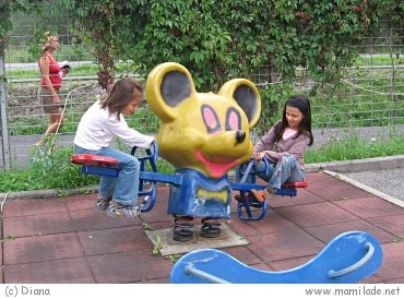 Kinderspielplatz am Faaker See