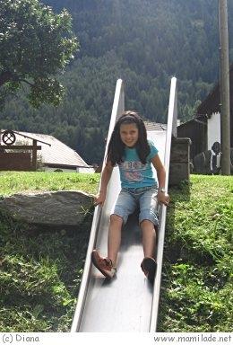Kinderspielplatz in Kendlbruck/Ramingstein