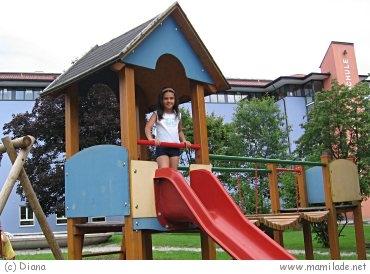 Spielplatz in Seekirchen