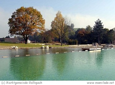 Naturerlebnisbad Gallspach
