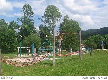 Spielplatz in Thalgau