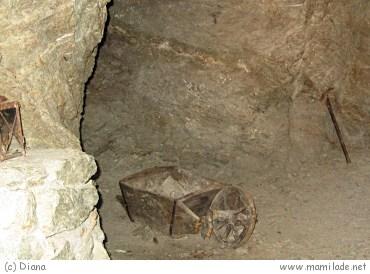 Hüttau: Historische Kupferzeche am Larzenbach