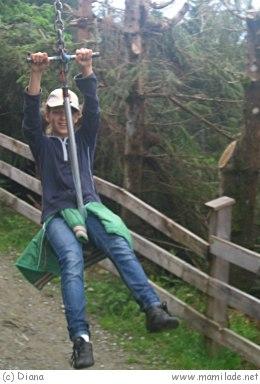 Wanderung zur Moosalm in Eben