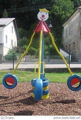 Spielplatz in Mauerkirchen
