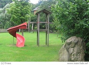 Spielplatz in Roßbach