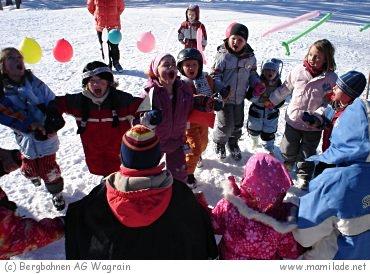 Kinder-Schi-Welt Wagrain