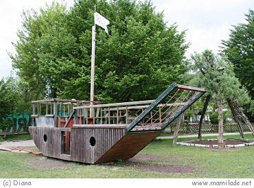 Spielplatz in Mattsee