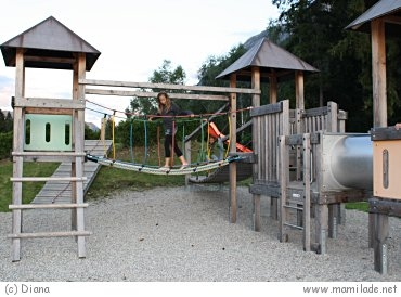Kinderspielplatz Lavant
