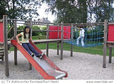 Salzburger Spielplatz