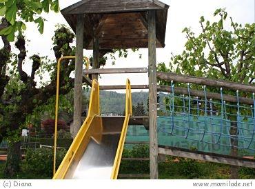 Spielplatz in Altmünster