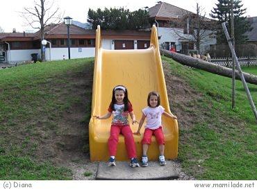 Spielplatz Niederalm