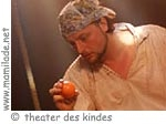 """theater des kindes: """"Westindische Früchte"""""""