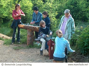 Töpferweg Leopoldschlag