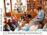 Buchhandlung Kunterbuch Vorlesestunde