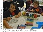 Kindergeburtstag im Jüdischen Museum Wien