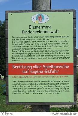 Kindererlebniswelt St. Stefan