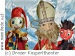 Grazer Kasperl Theater Nikolaus