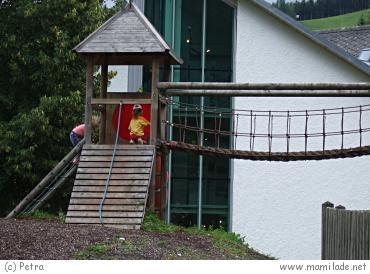 Spielplatz Hinterstoder
