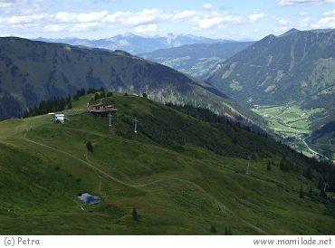 Gipfel-Barfuß-Weg Riesneralm
