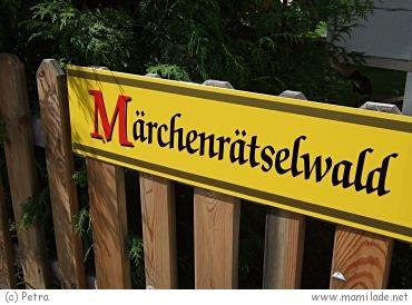 Märchenrätselwald Zeutschach