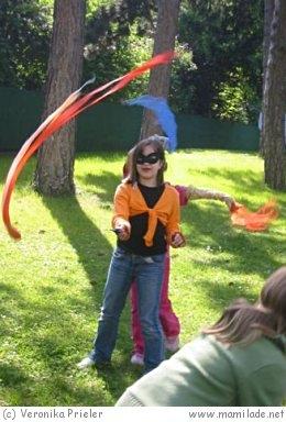 Kreative Kinderfeste á la carte - Spiel und Spaß