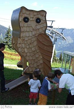 Tierholzpark Riesneralm