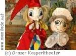 Weihnachtskekse - Grazer Kasperl