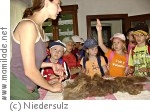 Museumsdorf Niedersulz, Museumsführung