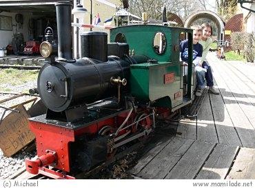 Ausflugsgasthof zur Minidampfbahn