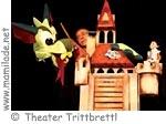 """Theater Trittbrettl: """"Der kleine Ritter"""""""