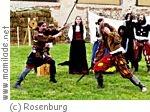 Historisches Burgfest auf der Rosenburg