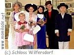 Betty Bernstein auf Schloss Wilfersdorf