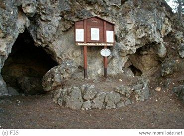 Einödhöhle bei Pfaffstätten s01