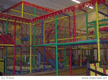 Fun4Kids Indoorspielplatz in Wien-Favoriten