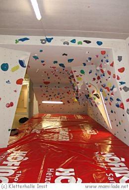 Kletterhalle Imst