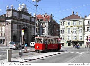 Localbahnmuseum in Innsbruck