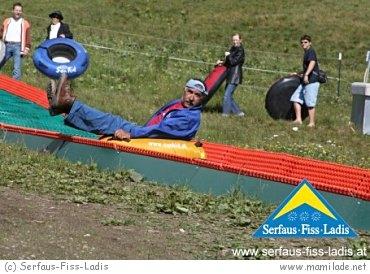 Funpark Fiss in Serfaus-Fiss-Ladis